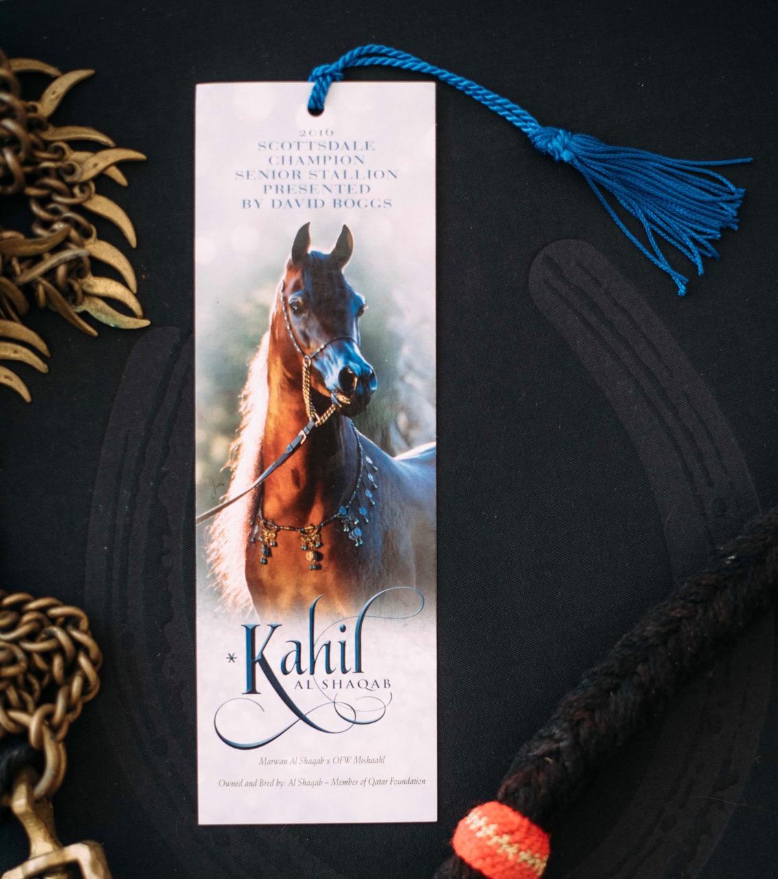 Bookmark | Kahil Al Shaqab